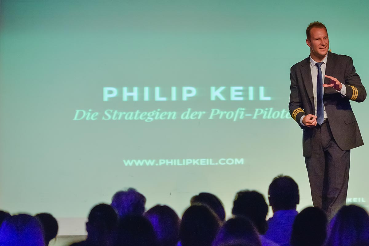 Philip Keil - on Stage