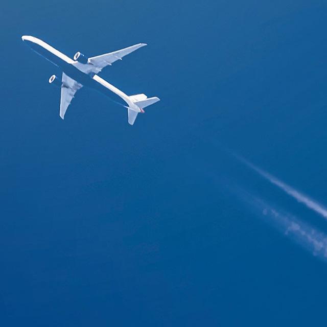 Flugzeug Himmel Keyvisual Keynote Speaker Keil klein
