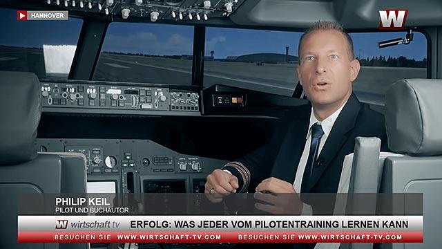 Wirtschaft TV Philip Keil Interview