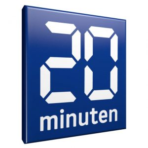 20 Minuten Logo groß