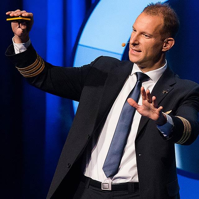 Philip Keil Keynote Stage