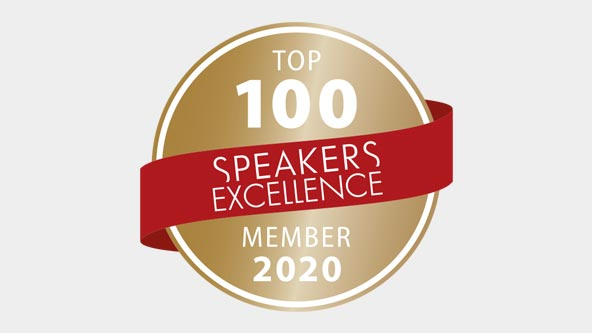 Top 100 SPEADERS EXCELLENCE 2020 – Philip Keil