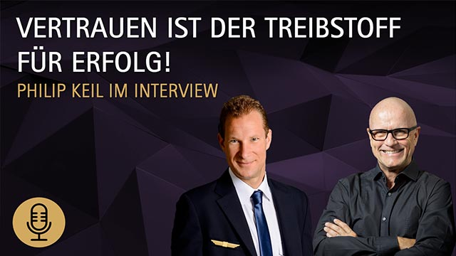 Philip Keil im Interview mit Andreas Buhr