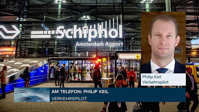 Philip Keil: Welt-Interview zum Pilotenfehler in Amsterdam