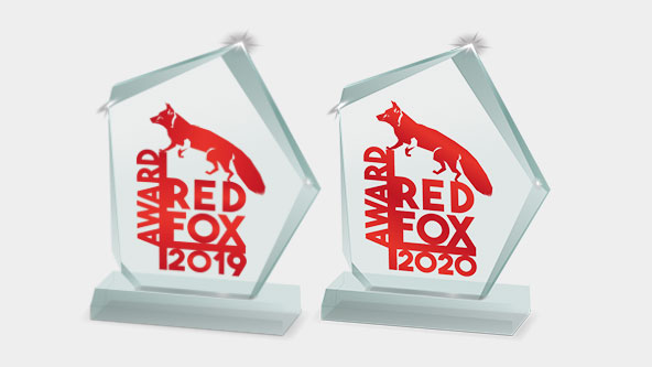 RED FOX AWARD 2019 und 2020 – Philip Keil