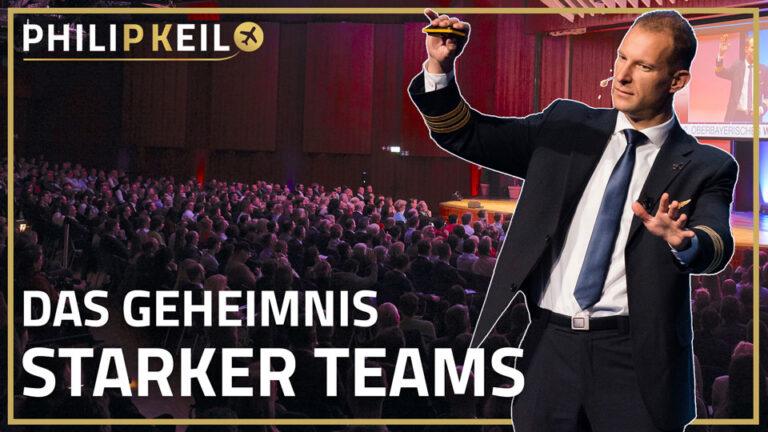 Philip Keil: Das Geheimnis starker Teams
