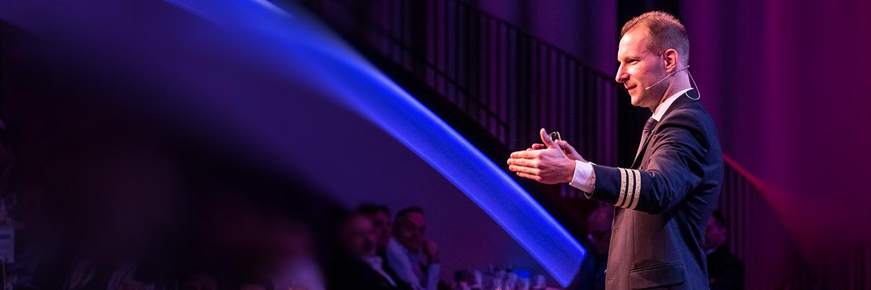 Krisenmanagement im Unternehmen: Philip Keil Speaking