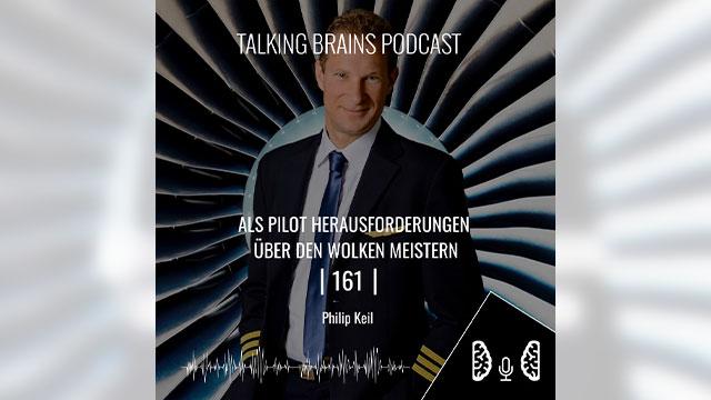 Philip Keil im Talking Brains Podcast