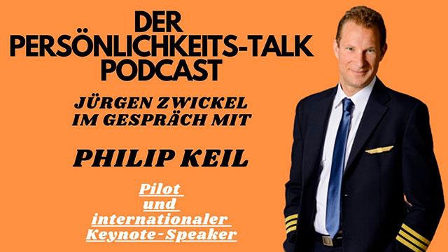 Philip Keil –Persönlichkeits-Talk Podcast